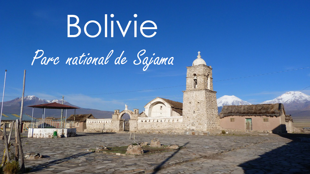 Bolivie : voyage au parc national de Sajama