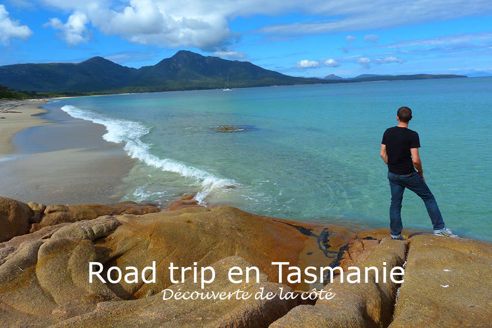 Road trip en Tasmanie : découverte de la côte